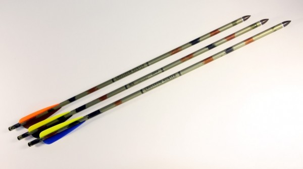 Excalibur Aluminiumpfeil 2219