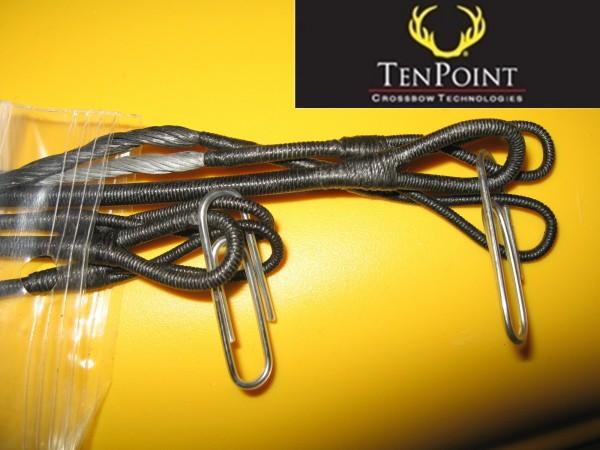 TenPoint Sehnen und Kabel