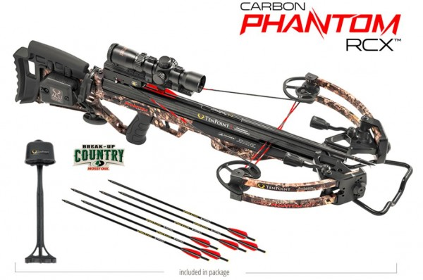 TenPoint Carbon Phantom RCX