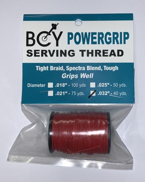 .032 Powergrip BCY rot