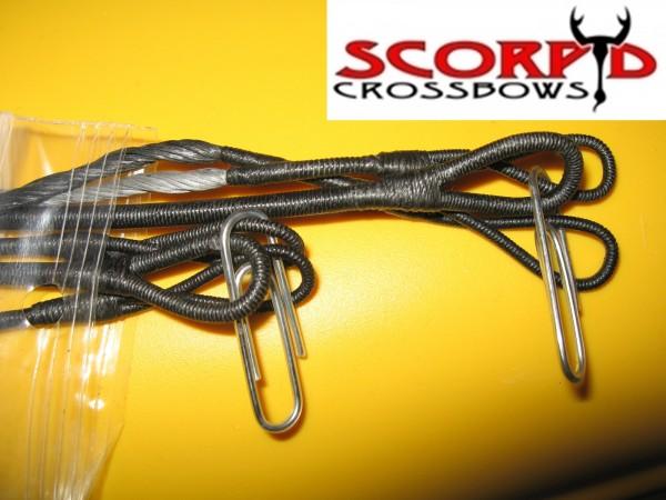 Scorpyd Sehne und Kabel