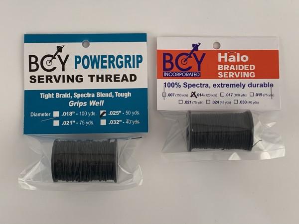 BCY Halo + Powergrip für Doppelwicklungen