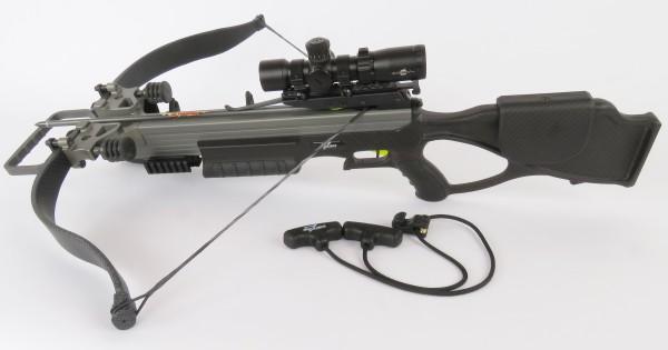Excalibur Matrix 350 custom blackout