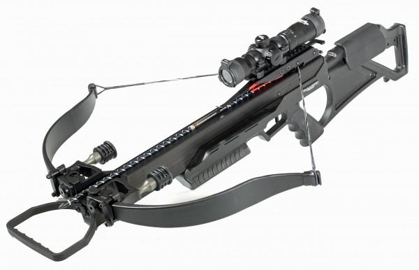 Excalibur Bulldog 400 blackout custom