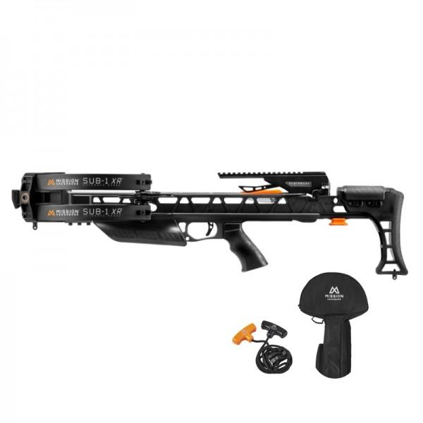 Sub-1 XR no kit black
